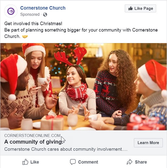 Community Involvement - Before