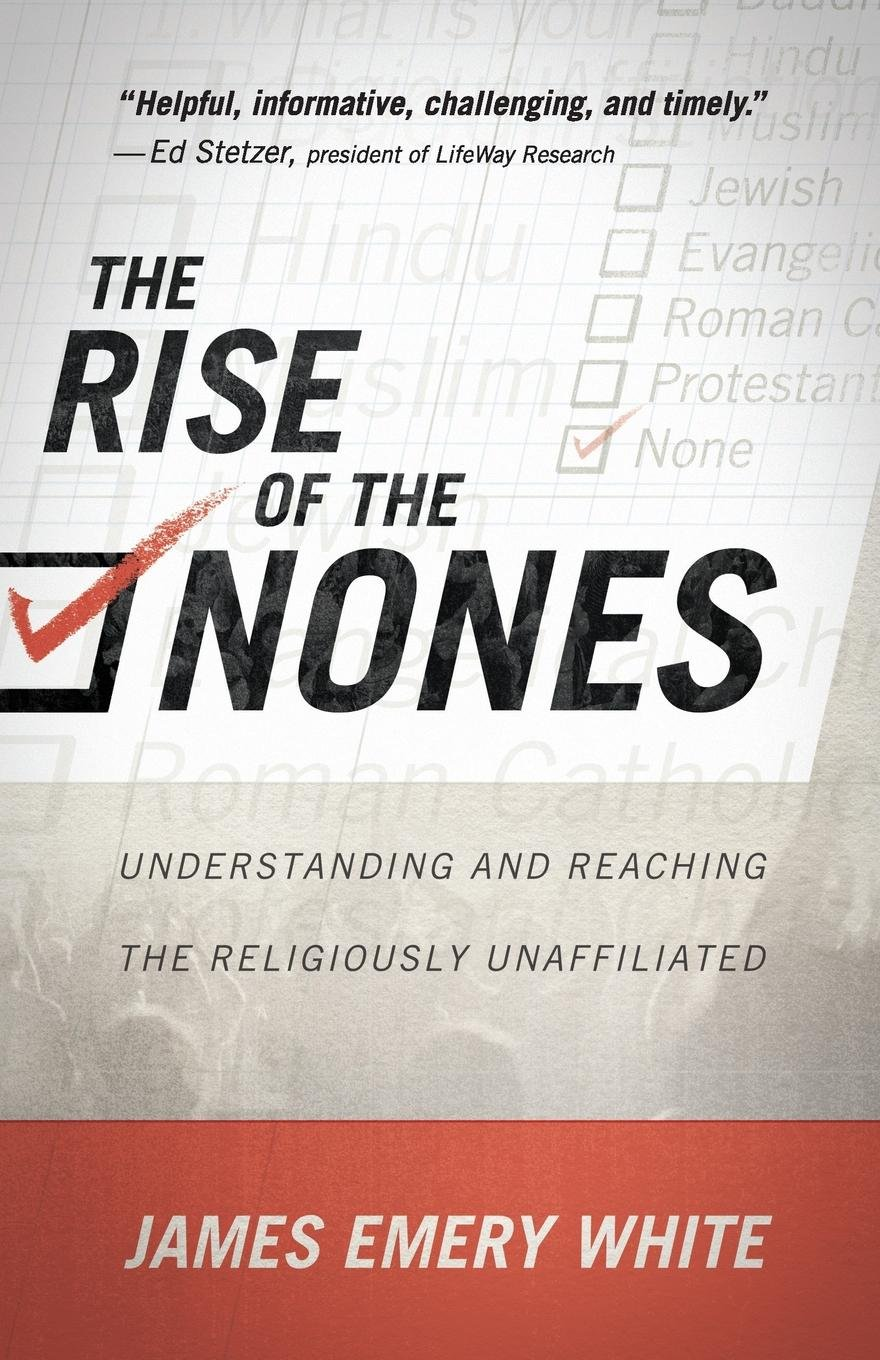 Rise of the Nones Book Cover