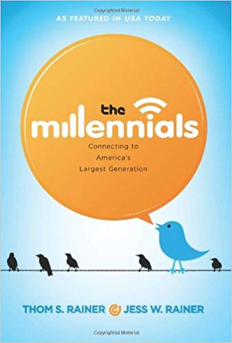 The Millennials - Book Cover